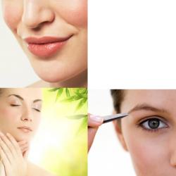 Forfait sourcils + Lèvres + Menton